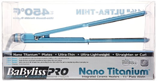 ->Click Here To See Today's Discount On Babyliss Pro Nano Titanium Straightening Iron 1.5 Inch