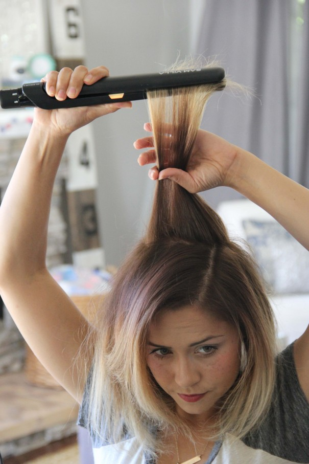 Easy Steps to Do Hair Straightening on Your Own