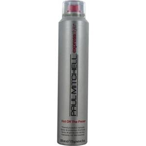Hot Off The Press Thermal Protection Spray By Paul Mitchell