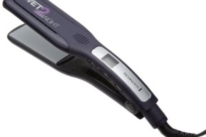 Wet to Dry Hair Straighteners